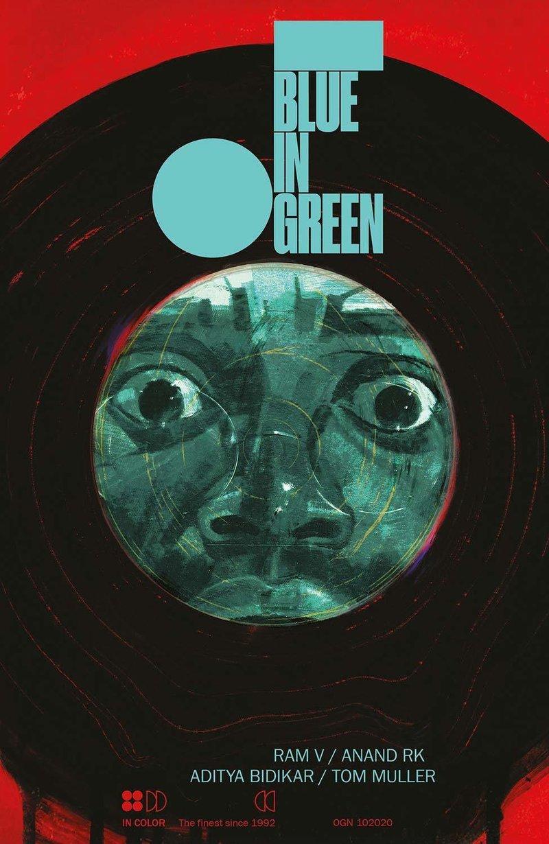 Blue In Green-Image Comics(2020)