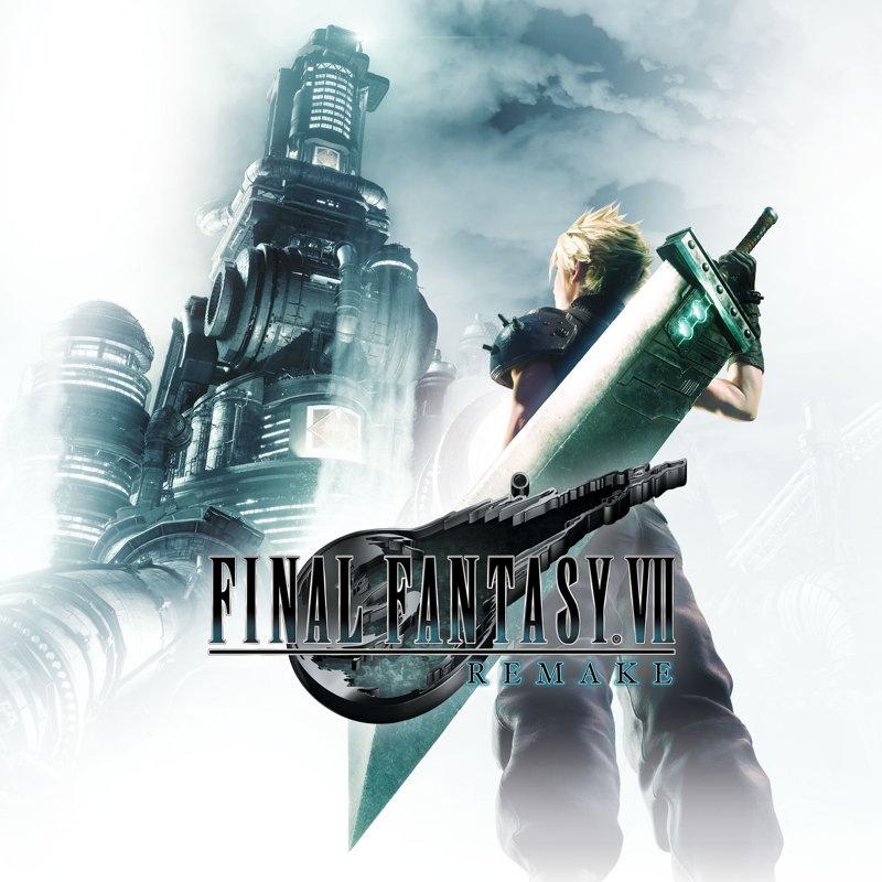Final Fantasy VII Remake-Square Enix(2020)