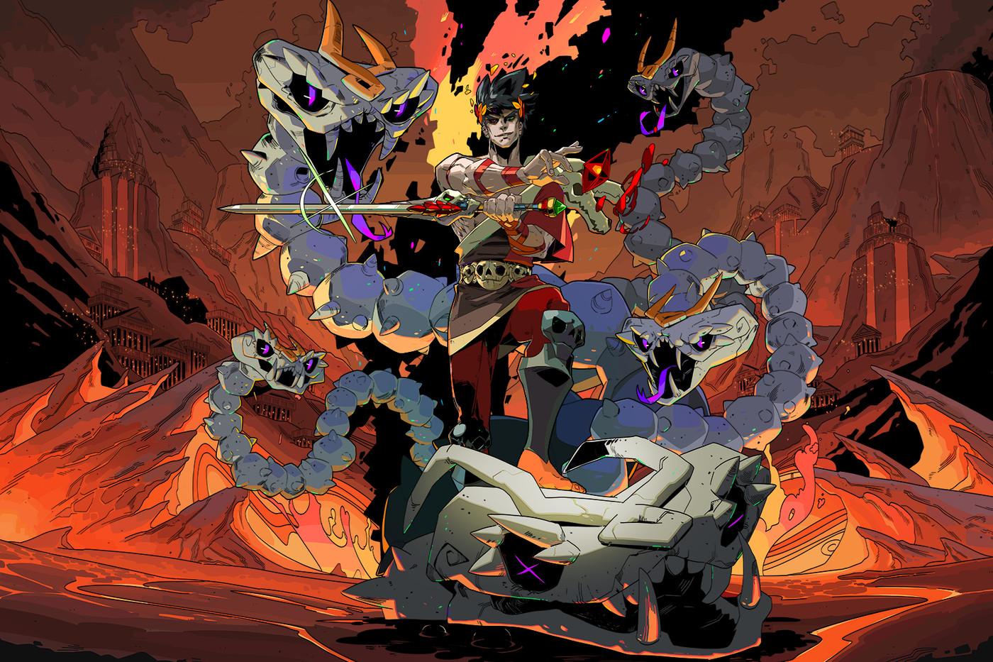 Hades-Supergiant Games(2020)
