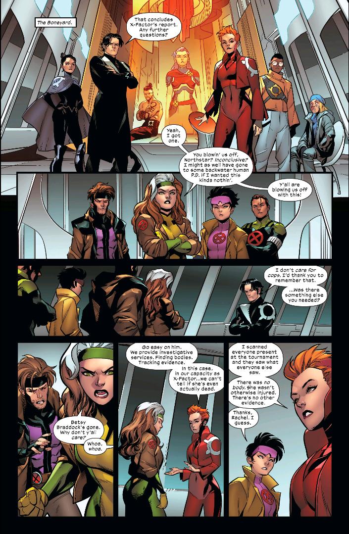 Excalibur #16-Marvel Comics(2020)