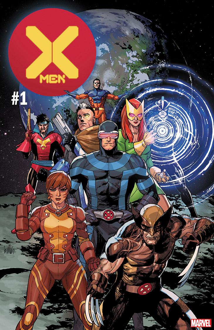 X-Men #1-Marvel Comics(2019)