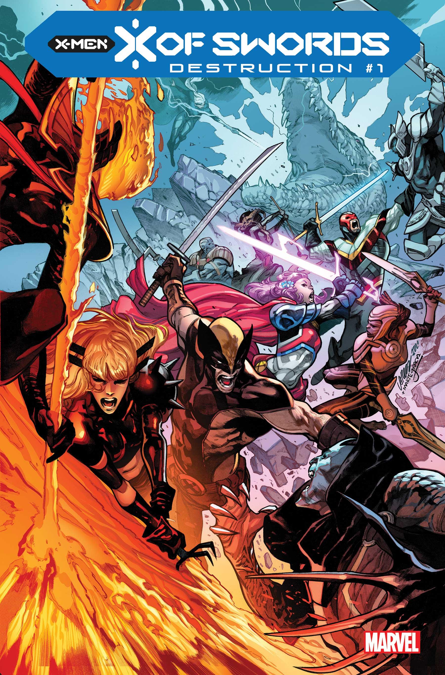 X Of Swords Destruction-Marvel Comics(2020)