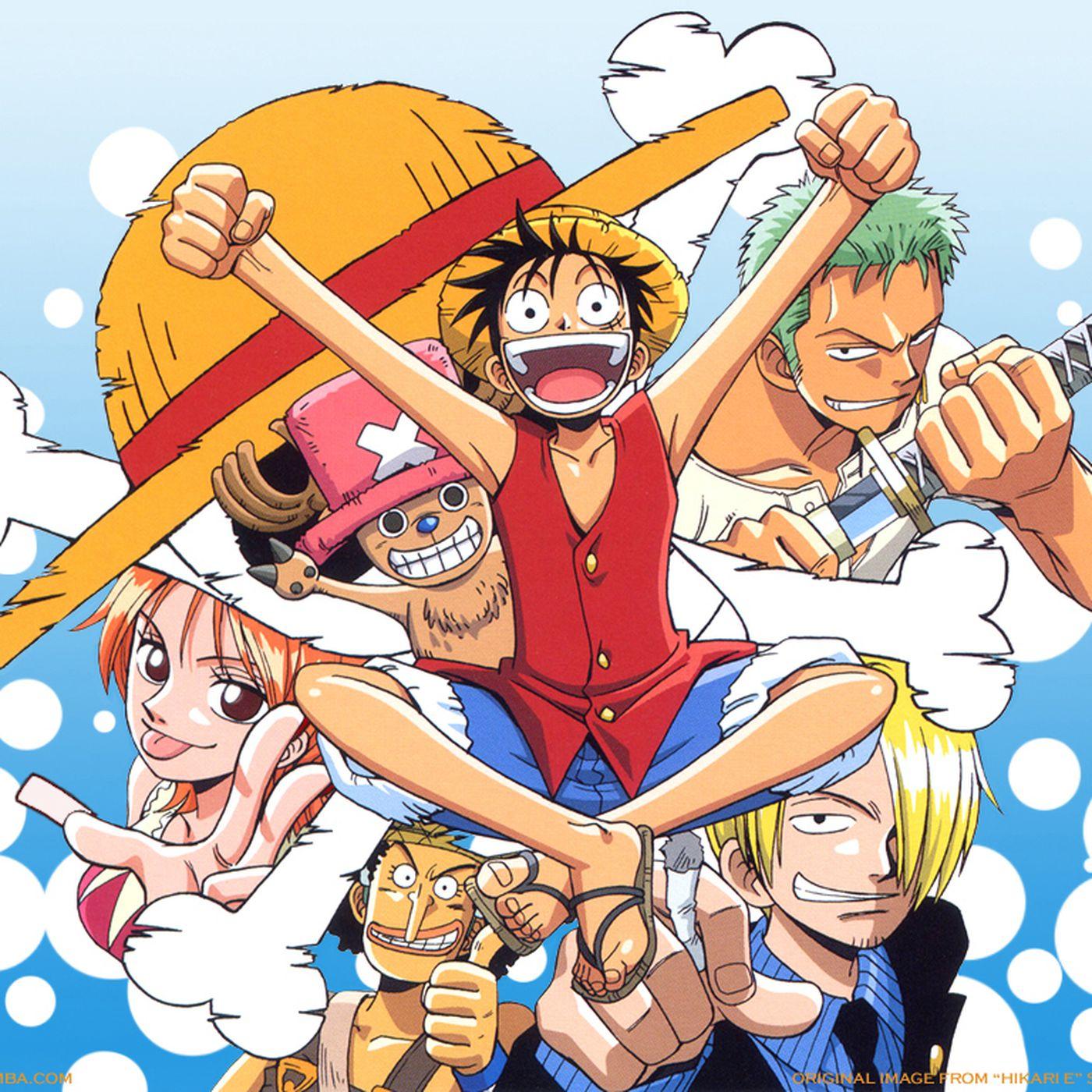 One Piece(Shonen Jump)