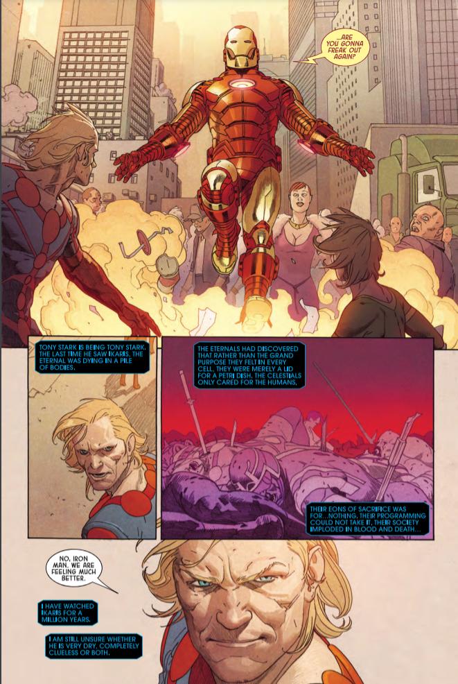Eternals #1-Marvel Comics(2021)