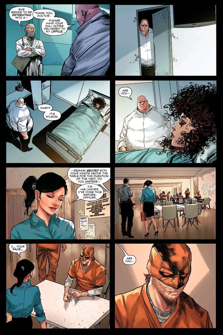 Daredevil #28-Marvel Comics(2021)