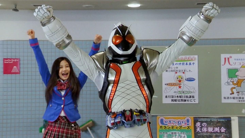 Kamen Sentai: Kamen Rider Fourze Series Review