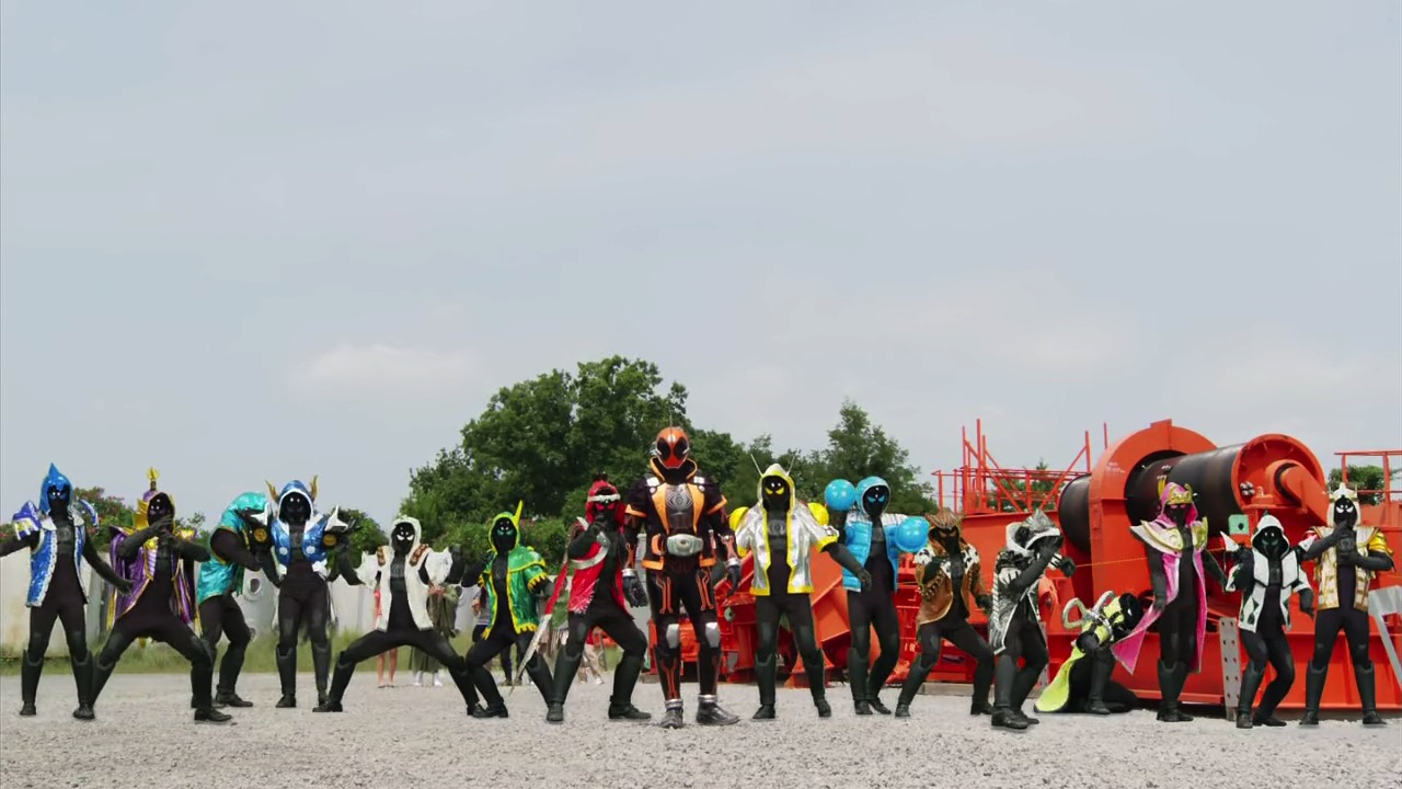 My Shiny Toy Robots: Series REVIEW: Kamen Rider Ghost