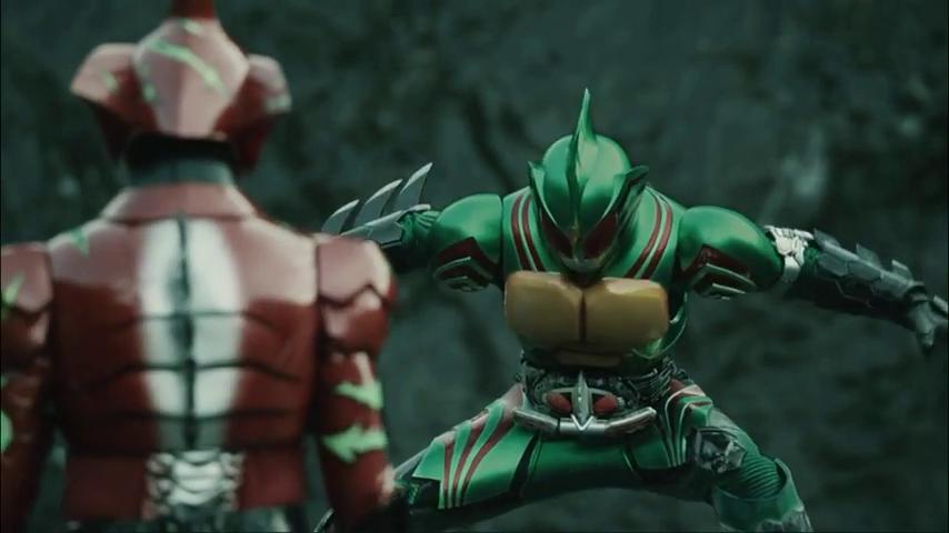 JEFusion | Japanese Entertainment Blog - The Center of Tokusatsu: Kamen  Rider Amazons Episode 2 Clips - Dual Amazons First Encounter