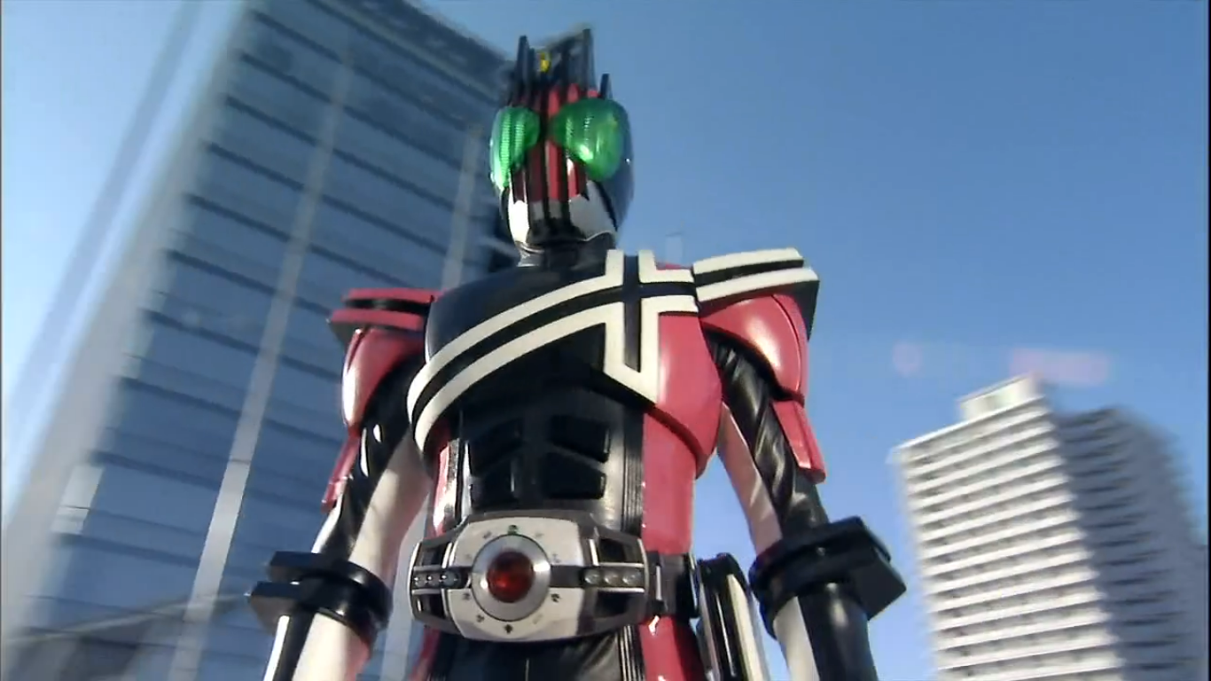My Shiny Toy Robots: Series REVIEW: Kamen Rider Decade