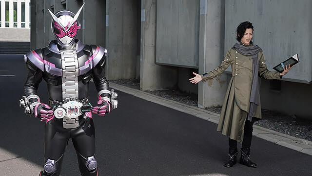 JEFusion | Japanese Entertainment Blog - The Center of Tokusatsu: Kamen  Rider ZI-O Episode 1 Preview