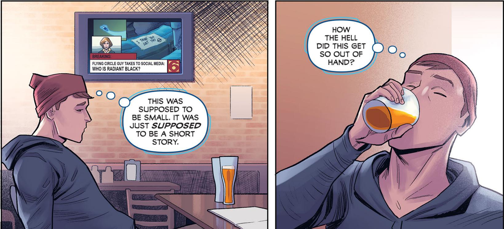 Radiant Black #3-Image Comics(2021)